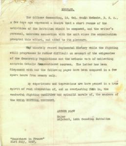 Plow's History_1917
