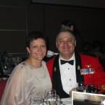 RSM & Mrs W Crawford
