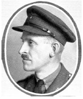 Lt.-Col. W.W. Burland, D.S.O. Commanding Officer - June 19th, 1915 - Oct 28th, 1915