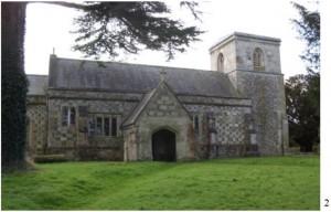 St. Mary's Church, Maddington, Shrewton, Wiltshire