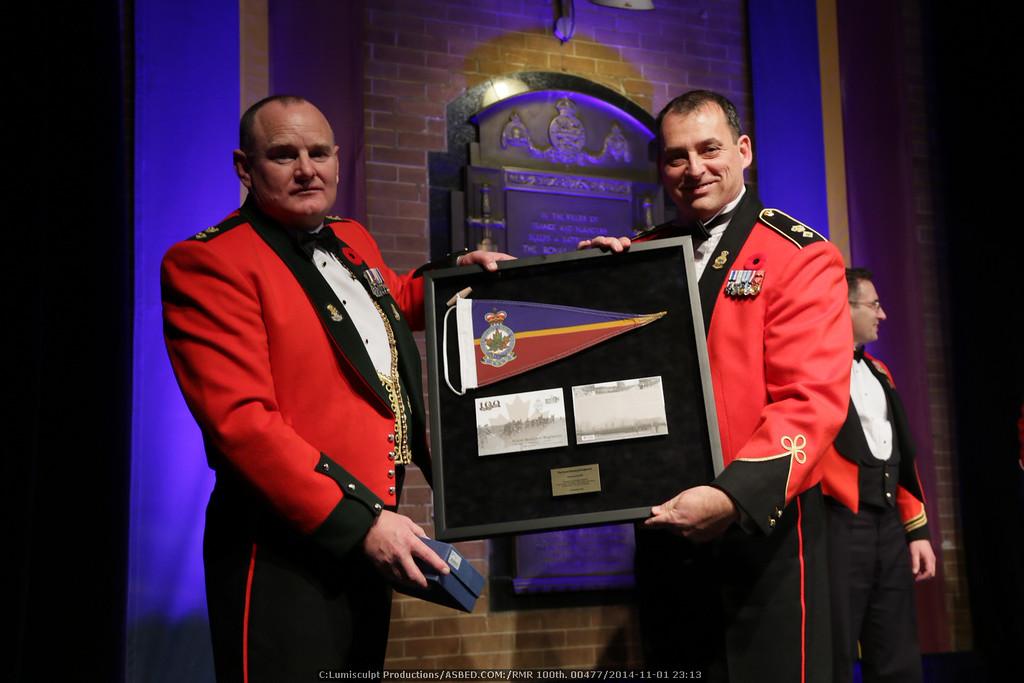 Gala Ball: 01 Nov | The Royal Montreal Regiment
