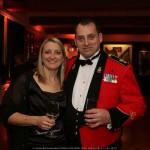LCol Paul Langlais and his partner, Isabelle