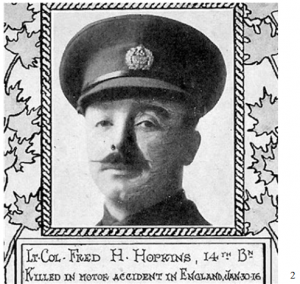 LT.-COL. FREDERICK HOLMES HOPKINS