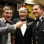 General Dallaire tours the RMR Museum