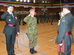 Guard commanders