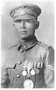 CORPORAL FRANCIS PEGAHMAGABOW CANADA'S MOST DECORATED FIRST NATION SOLDIER AND WORLD WAR I'S TOP SNIPER