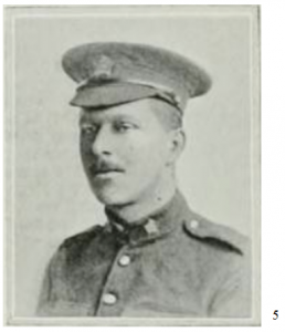 PRIVATE FREDERICK SINCLAIR WILLS JENNINGS