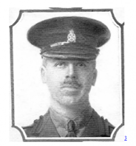 LIEUT.-COLONEL FRANK WILLIAM FISHER, V.D. - Commanding Officer of the 14th CEF (RMR)
