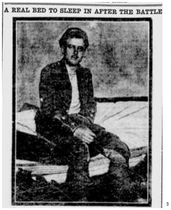 Lieutenant William Doiglas Adams, 14th CEF (RMR)