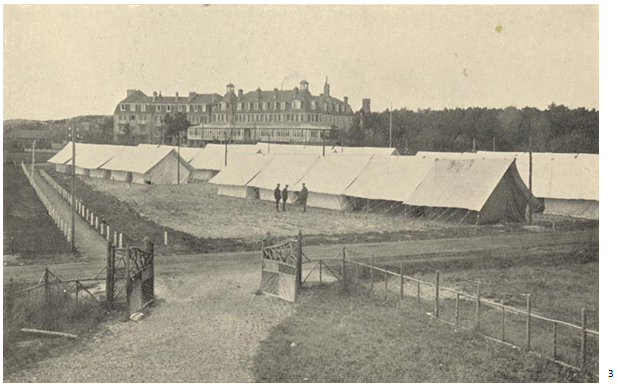 No. 2, Canadian Stationary Hospital, Le Touquet, Boulogne