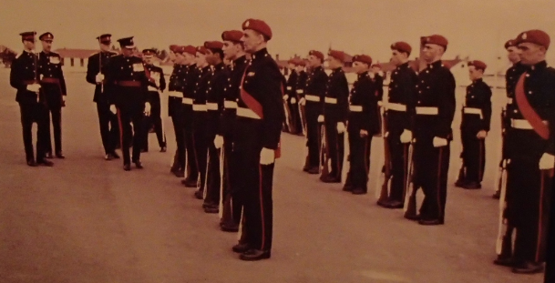 UNIFORMS OF THE RMR PART ONE: 1945-72 | The Royal Montreal
