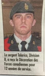 Sgt Talarico