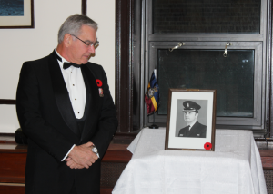 Colonel Javornik remembering Colonel Lawson