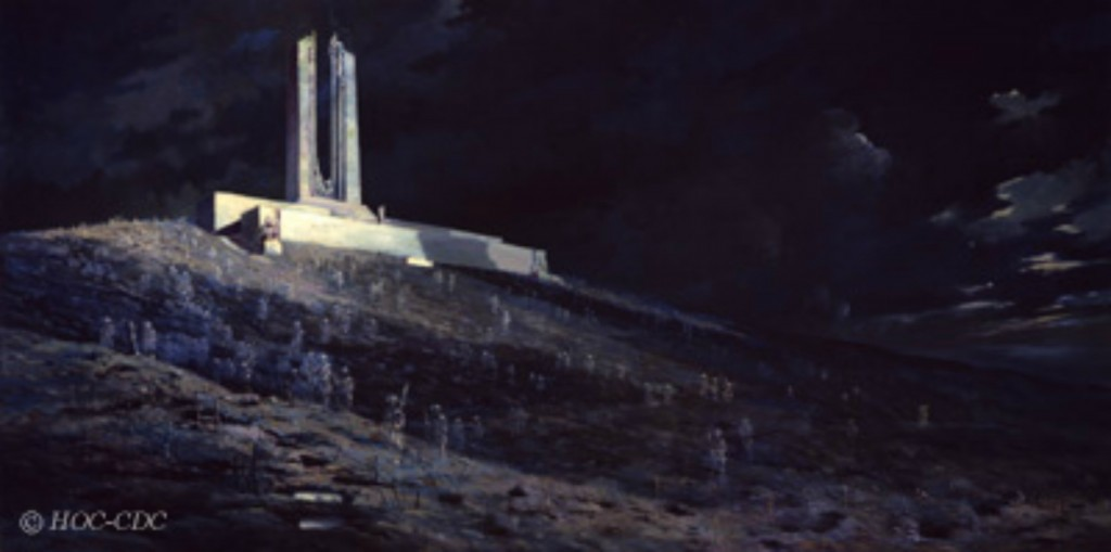 Ghosts of Vimy