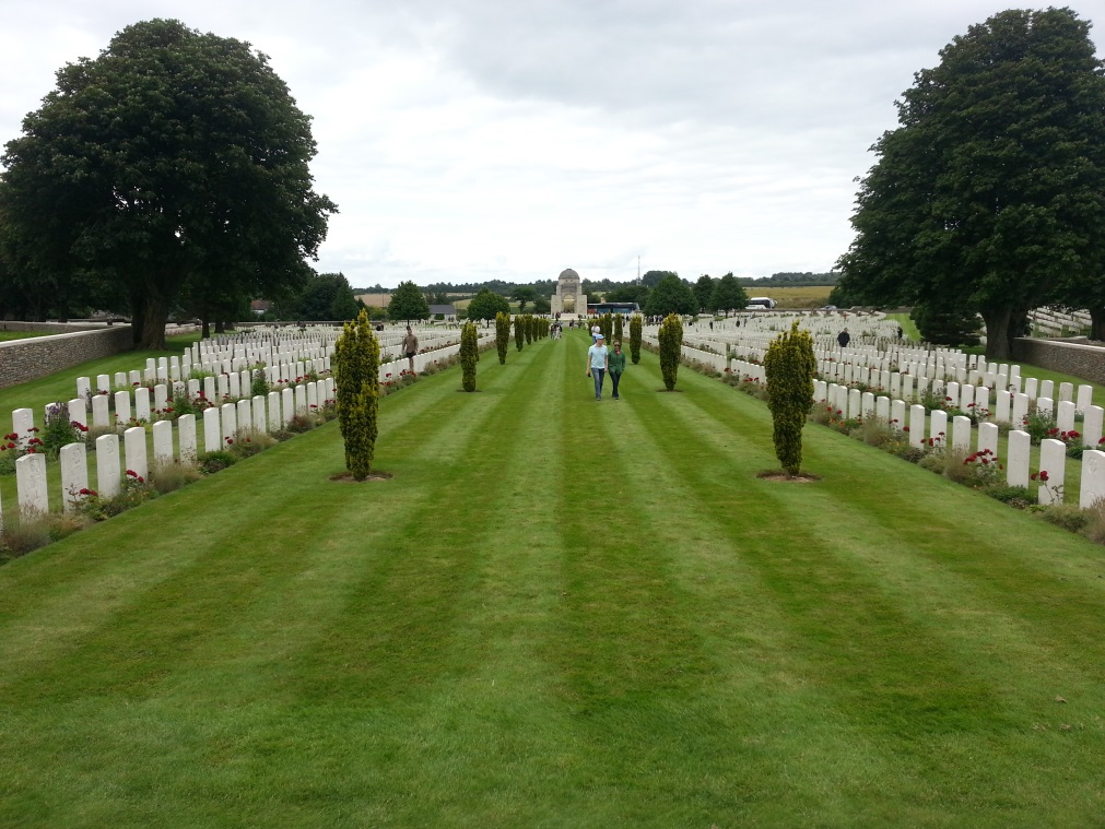 Photo No. 7 WW1 Cemetery