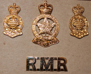 other ranks insignia, 2006